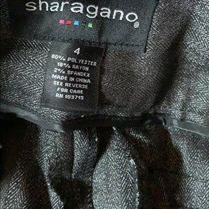 Sharagano Pants & Jumpsuits - Sharagano crisp and neat dress pants